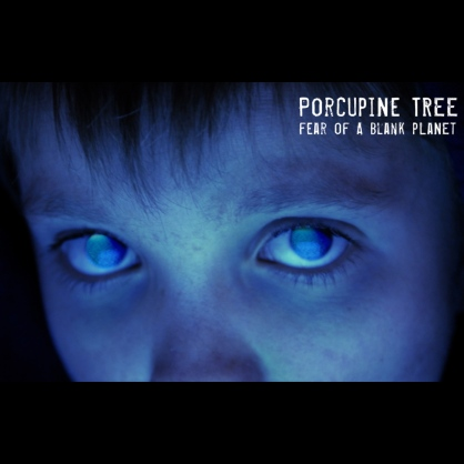 porcupine_Tree fear_of_a_blank_planet Frontal cover